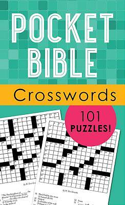 Pocket Bible Crosswords