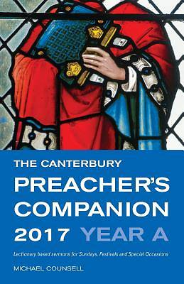 Picture of The Canterbury Preacher's Companion 2017
