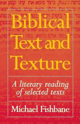 Biblical Text and Texture