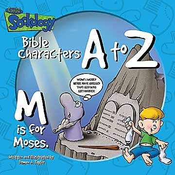 Bible Characters A to Z
