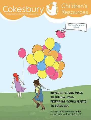 Picture of Children's Resource Spring/Summer Age-level Catalog 2008