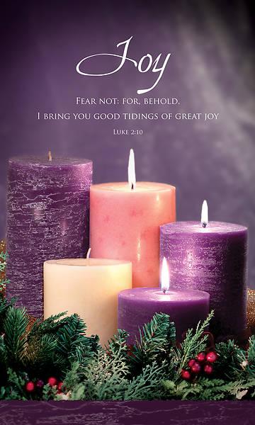 Picture of Advent Week 3 3' x 5' Vinyl Banner Luke 2:10