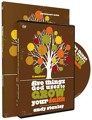Five Things God Uses to Grow Your Faith Participants Guide with DVD