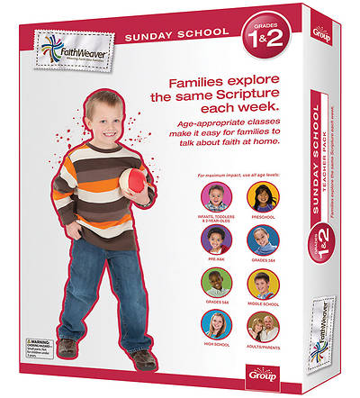 Groups Faithweaver Grades 1 & 2 Teacher Pack Fall 2012