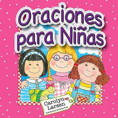 Picture of Oraciones Para Ninas = Prayers for Little Girls