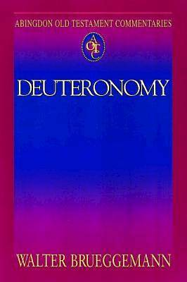 Abingdon Old Testament Commentaries: Deuteronomy - eBook [ePub]