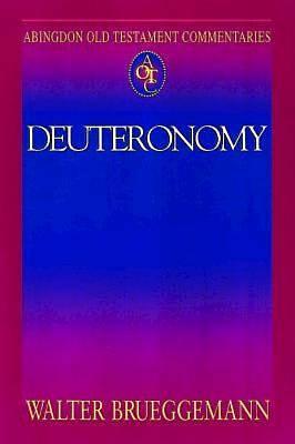 Picture of Abingdon Old Testament Commentaries: Deuteronomy - eBook [ePub]