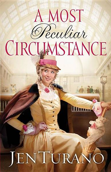 Picture of A Most Peculiar Circumstance - eBook [ePub]