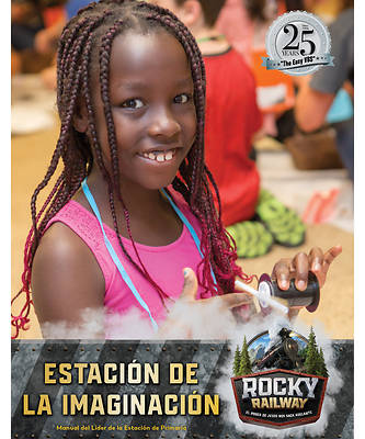 Picture of Vacation Bible School VBS 2021 Rocky Railway Imagination Station Leader Manual (Spanish for Bilingual Edition)