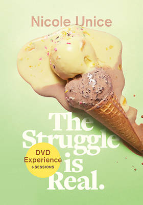 Picture of The Struggle Is Real DVD Experience