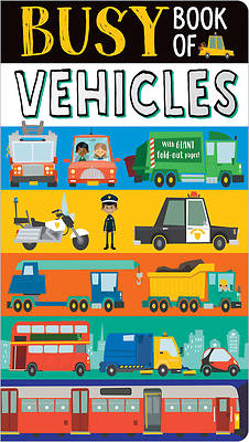 Picture of Busy Book of Vehicles