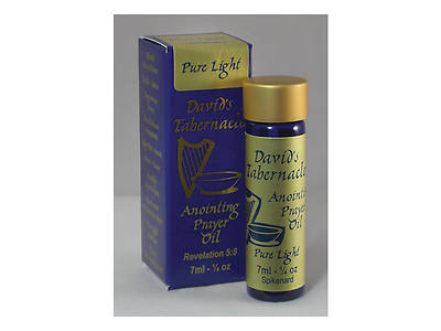 David Tabernacle 1/4 Oz. Spikenard Anointing Oil from Israel