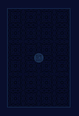 Picture of The Passion Translation New Testament (2020 Edition) Compact Navy
