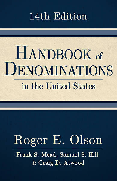 Picture of Handbook of Denominations in the United States, 14th Edition - eBook [ePub]