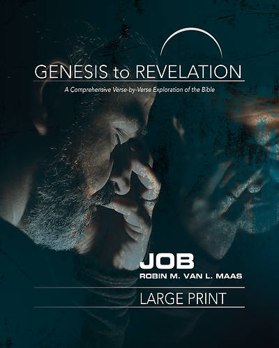 Picture of Genesis to Revelation: Job Participant Book [Large Print]