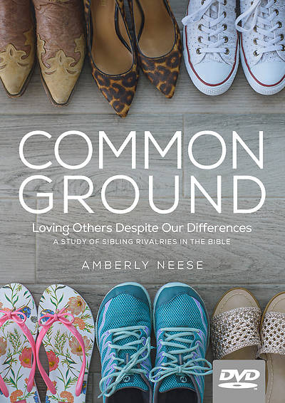 Picture of Common Ground DVD