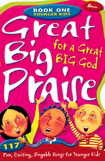 Great Big Praise Book 1 Double Disc Split Channel