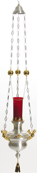 Picture of Koleys K297 Hanging Sanctuary Lamp