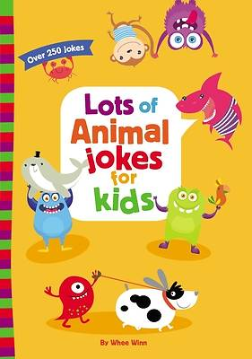 Picture of Lots of Animal Jokes for Kids