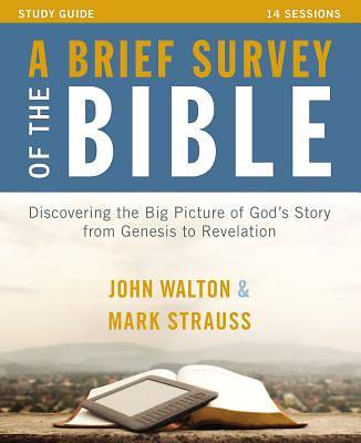 Picture of A Brief Survey of the Bible Study Guide with DVD