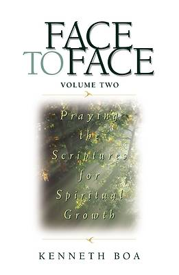 Praying the Scriptures for Spiritual Growth
