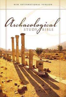 Archaeological Study Bible-NIV-Personal Size
