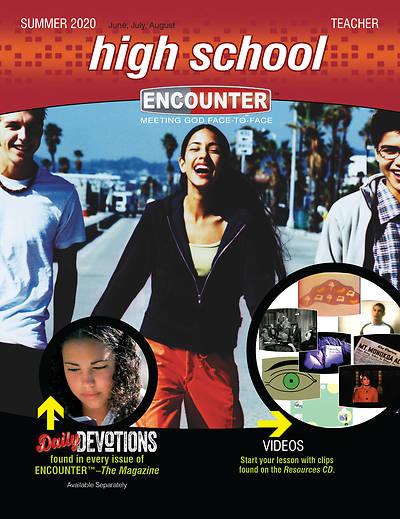 Picture of Encounter High School Teacher Book Summer