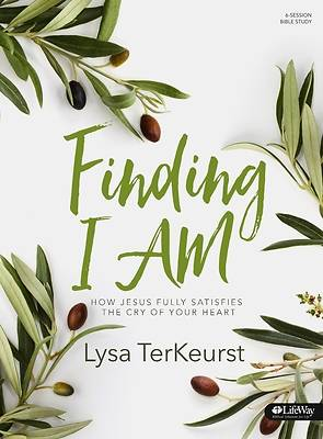 Picture of Finding I Am - Bible Study Book