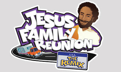 UMI VBS 2013 Jesus Family Reunion: The Remix Magnets (pk 25)