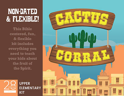 Picture of 28nineteen Cactus Corral Upper Elementary Kit