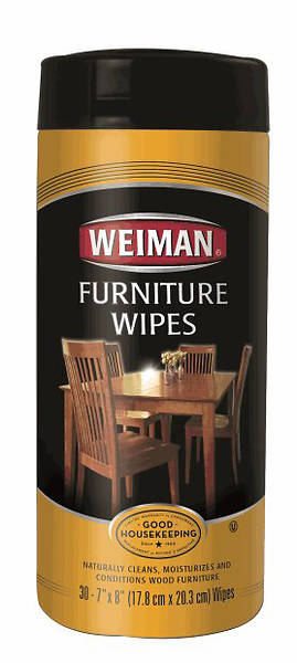 Weiman Furniture Wipes