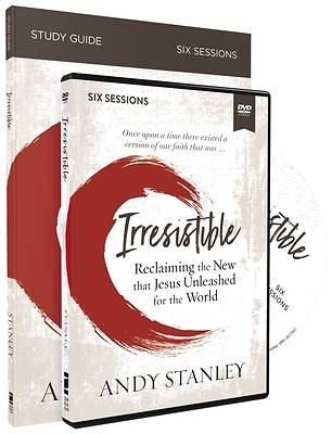 Picture of Irresistible Study Guide with DVD
