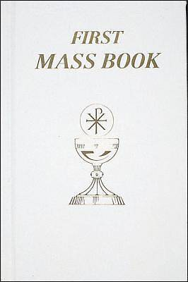 St Joseph First Mass Book Vinyl K808/67w