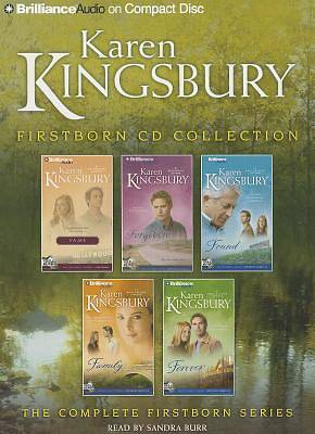 Picture of Karen Kingsbury Firstborn Collection