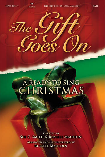 The Gift Goes On Choral Book