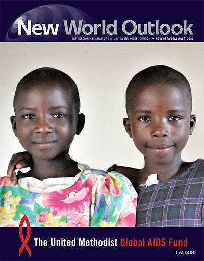 New World Outlook November-December 2009