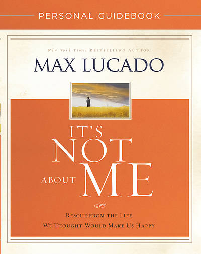 Picture of It's Not about Me Personal Guidebook