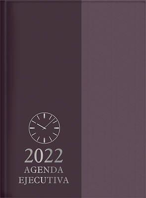 Picture of 2022 Agenda Ejecutiva - Tesoros de Sabiduría - Gris Indigo