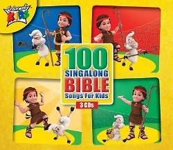 100 Singalong Bible Songs for Kids CD