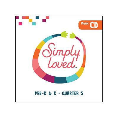 Picture of Simply Loved Q5 PreK-K CD