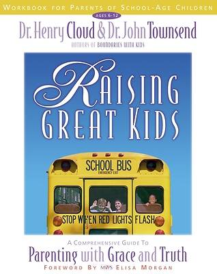 Picture of Raising Great Kids Workbook for Parents of School-Age Children