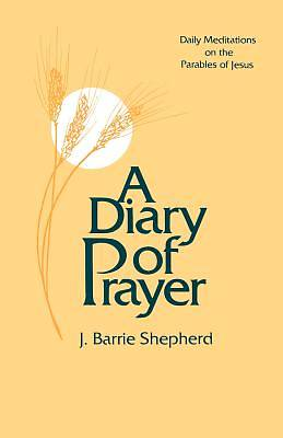 Picture of A Diary of Prayer