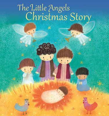 Picture of The Little Angels Christmas Story