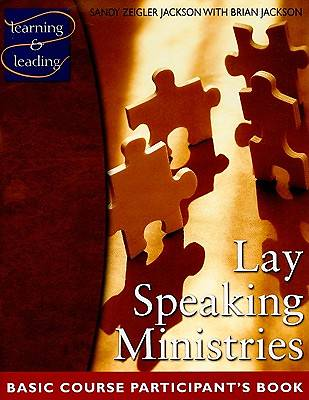 Lay Speaking Ministries Basic Course Participants Guide
