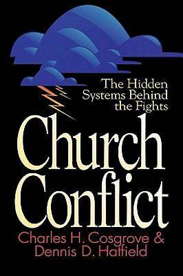 Church Conflict - eBook [ePub]