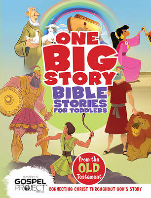 Picture of Bible Stories for Toddlers from the Old Testament