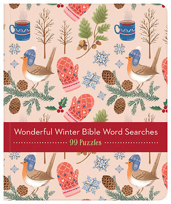 Picture of Wonderful Winterful Bible Word Searches