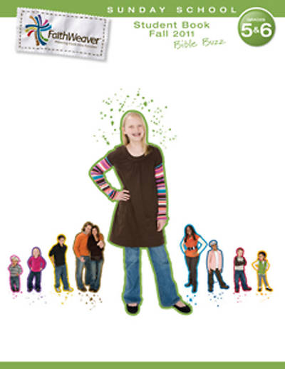 Picture of FaithWeaver Grades 5-6 Student Book