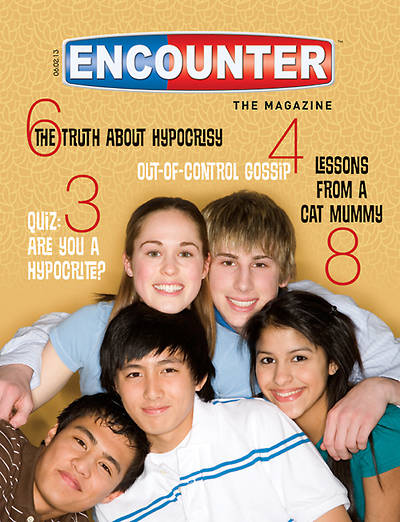 Encounter The Magazine Take Home Papers (pack of 5) Summer 2013