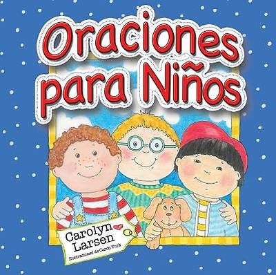 Picture of Oraciones Para Ninos = Prayers for Little Boys